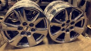 F 150 Expedtion Wheels Rims 18 Chrome