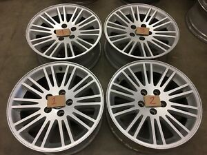 17x7 2008 2009 2010 Chrysler 300 Oem Factory 300m 17 Alloy Wheels Rims 2324