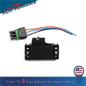 Map Manifold Absolute Pressure Sensor 12223861 Fit Buick Cadillac Chevy Pontiac