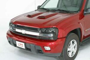 2000 2004 Ford F 150 Lightning Hood Scoops Hoodscoops 2 pc Racing Accent