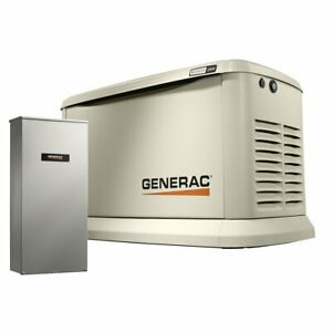 Generac 22 Kw Air cooled Standby Generator With Aluminum Enclosure