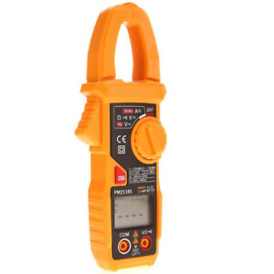 Multi function Clamp Ammeter Auto ranging Intelligent Digital Clamp Meter 600a