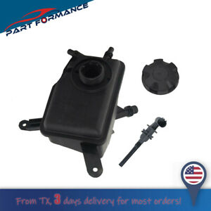 Radiator Coolant Recovery Expansion Tank With Cap W O Level Sensor For Bmw E60