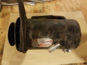 1343236 1942 Plymouth Flat Head 6 Original Generator 6 Volt