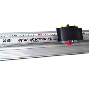71 Manual Sliding Kt Board Trimmer Cutting Ruler Photo Pvc Cutter With Ruler