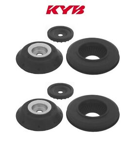 New Pair Set Of 2 Front Kyb Suspension Strut Mount Kit For Fiat 500 2012 2016