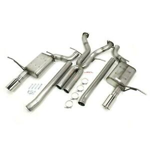 Jba 40 1515 Ss Exhaust System 2012 15 Jeep Gc