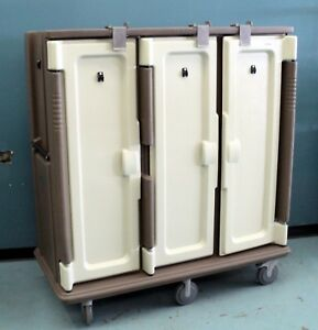 Cambro Catering Delivery Cart Mdc1520t30 Food Carrier