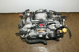 Jdm 2000 2005 Subaru Impreza Legacy Forester Engine Ej20 Sohc Ej25 Replacement