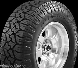 4 New Lt 275 60r20 Nitto Exo Grappler Awt Tires Lre 275 60 20 Sale