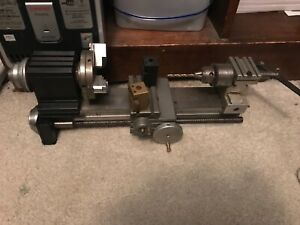 Micro Lathe Ii Machine Amazing Condition