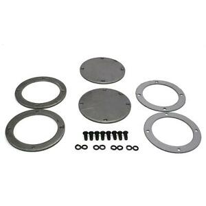 Patriot Exhaust H7267 Collector Flange Kit 4 Bolt Round 4 Inch