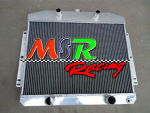 Aluminum Radiator For 1949 1950 1951 Mercury Cars W Flathead V8 Engine Mt