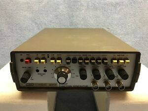 Nos Dynascan Model 3017 Sweep Function Generator In The Box W Manuals