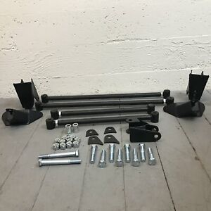Jeep Commander 2006 Heavy Duty Triangulated 4 Link Kit 4x4 V8 Limited Mopar Rt