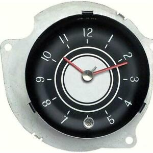 Oer 3863796 Dash Clock 1963 65 Chevy Ii Nova