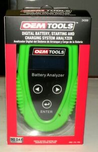 Oem Tools Digital Battery Analyzer 24359