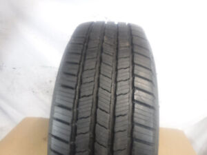 Single 1 used 245 65r17 Michelin Defender Ltx M s 107t 11 5 32nd Dot 2118