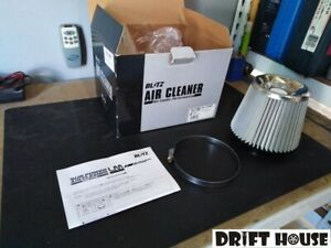 Blitz Sus Power Air Cleaner 4 5inch Open Pot Intake Filter