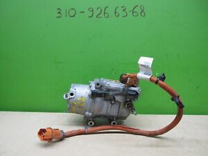2016 2018 Chevrolet Volt Ac Compressor Oem Electric