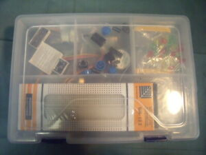 Upgrade Starter Kit Uno Solderless Breadboard Mb102 For Arduino B25