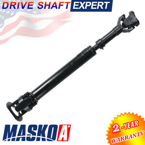 Front Prop Drive Shaft For 06 09 Dodge Ram 2500 3500 5 7l 5 9l 4wd Manual Trans