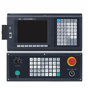 New Panel 4 Axis Cnc Controller For Milling Machine With G Code mpg Kit