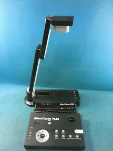 Avermedia Avervision W30 3 2mp Wireless Document Camera Used