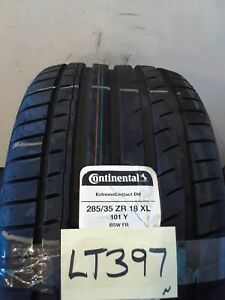 285 35 Zr 18 Continental Extremecontact Dw Tuned