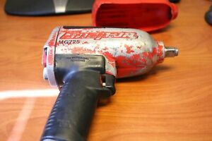 Snap on Mg725 Impact Wrench used Used Snap On Impact Wrench