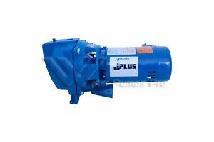 Goulds J10s 1 Hp Shallow Water Well Jet Pump 115 230v 1 Phase