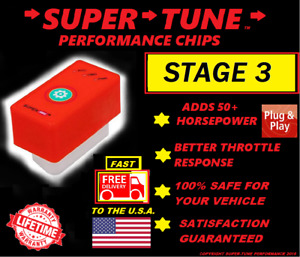 Fits 2002 2013 Jeep Liberty Performance Tuner Chip Power Tuning Programmer