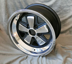 4 Fuchs Style Wheels For Porsche 911 7x16 8x16 Old School Look W T V