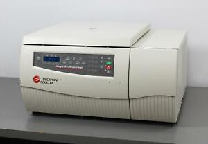 Beckman Coulter Allegra X 12r Refrigerated Benchtop Centrifuge X12r 392302