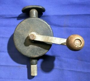 Vintage Blue Point Hand Crank Valve Lapping Tool
