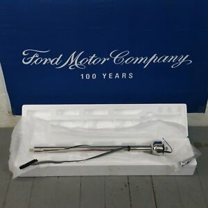 1928 1947 Ford Polished Stainless Steering Column Hot Rod Street Rod Rat Rod