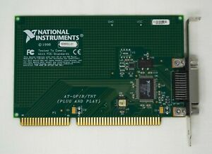 National Instruments St gpib tnt plug And Play 183663c 01 See Pics