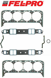 Fel Pro Performance 1206 Intake 1003 Head Gaskets For Chevy Sbc 283 327 350 383