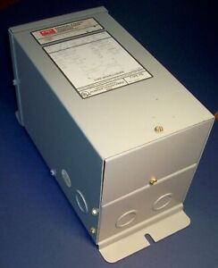 Federal Pacific Se2n 500f Isolation Transformer
