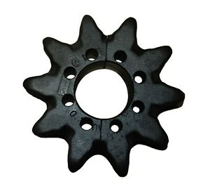 10 Tooth Split Sprocket 1 2 Bolt Holes 142005 Fits Ditch Witch Trencher