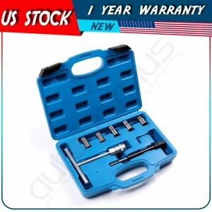 Diesel Injector Seat Cutter Set Cutter Cleaner Tool Set For Fiat Iveco 7pc
