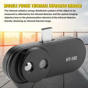 Ht 102 Thermal Imager Infrared Mobile Phone Multifunctional Detection External
