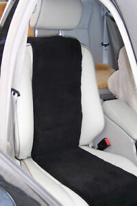 Mbz Factory Sheepskin Seat Covers inserts M Class 164 Chassis 1 Pair