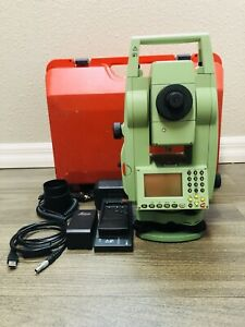 Leica Tcr703 Auto Reflector Less Total Station For Surveying