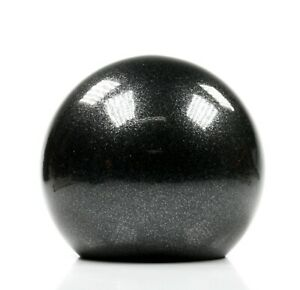 Ssco Cs 510 Grams Gray Metallic Shift Knob 12x1 25mm Round Ball Weighted Shifter