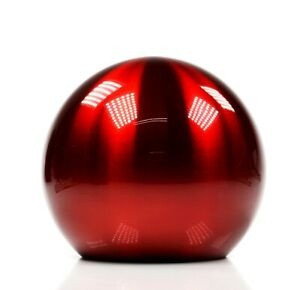Ssco Cs 510 Grams Candy Red Shift Knob 12x1 25mm Round Ball Weighted Shifter