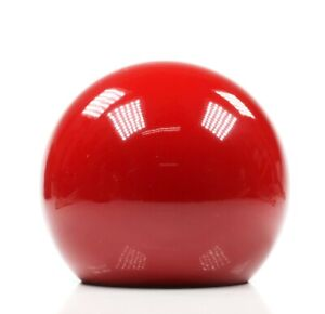 Ssco Cs 510 Grams Rage Red Shift Knob 12x1 25mm Round Ball Weighted Shifter