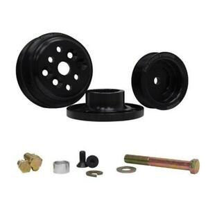 Krc 36403000 Serpentine Pulley Kit Sb Chevy