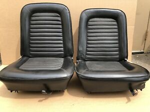 1965 1966 Mustang Coupe Seats