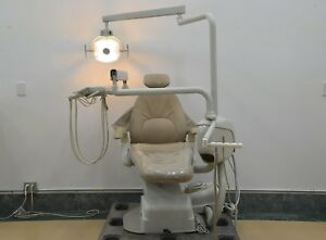 Marus Maxstar Dc1690 Dental Chair With Delivery Unit And Light 16855